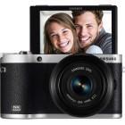 Samsung: Systemkamera mit Selbstporträt-Display aufgefrischt