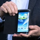 Samsung: Neues Smartphone mit gekrümmtem Display geplant