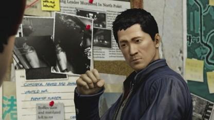 Undercover-Cop Wei Shen aus Sleeping Dogs
