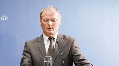 Bundesnetzagenturchef Jochen Homann