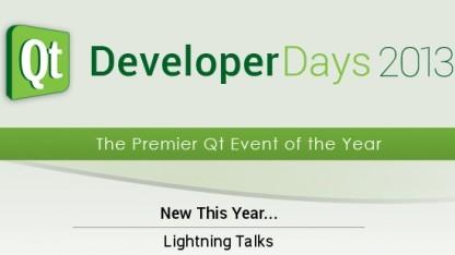 Qt Developer Days 2013