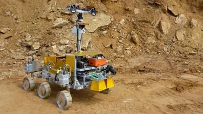 Rover Bridget: Suche nach Leben zwei Meter unter der Marsoberfläche
