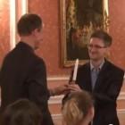 NSA-Skandal: US-Whistleblower überreichen Preis an Snowden