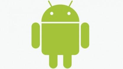 Das Original-Android-Logo