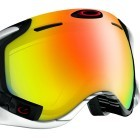 Oakley Airwave 1.5: Skibrille mit Head-up-Display und Facebook-Anbindung