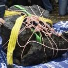 Tscheljabinsk-Meteorit: Mutmaßliches Meteoritenfragment geborgen
