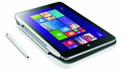 Lenovos neues Windows-8-Tablet Miix 2