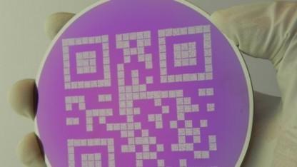 Der Langzeitdatenspeicher mit QR-Codes