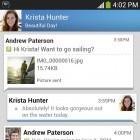 Whatsapp-Konkurrenz: Blackberry Messenger für Android und iOS ist da