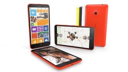 Lumia 1320 kommt diese Woche auf den Markt.