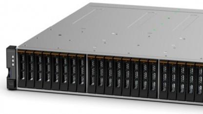 Storewize-System von IBM
