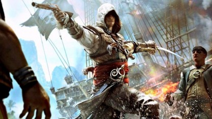 Artwork von Assassin's Creed 4