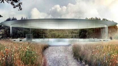 Neue Entwürfe für den Apple Campus 2 von Norman Foster