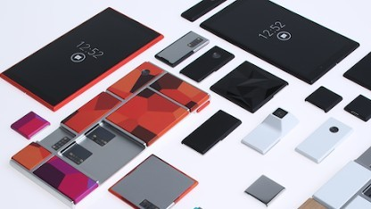 Googles modulares Smartphone Project Ara