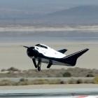 Raumfahrt: Dream Chaser landet nach dem ersten Testflug auf dem Bauch