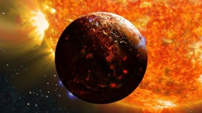 Exoplanet Kepler-78b: Oberflächentemperaturen von über 2.200 Grad