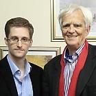 """Christian Ströbele: """"Snowden kann die Dokumente der NSA erklären"""""""