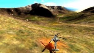 Das Heli-Spiel Blackfoot Blades nutzt Pixel Puzzle.
