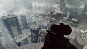 """Die Multiplayer-Map """"Siege of Shanghai"""" spielt auf mehreren Ebenen."""