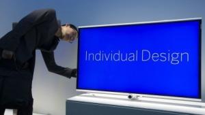 Loewe-Fernseher auf der Ifa 2012