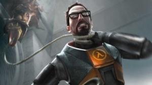 Gordon Freeman, der half-Life-Hauptfigur scheint ein drittes Auftreten nicht vergönnt zu sein. Hier ein Artwork von Half Life 2 (Bild: Valve Software), Half-Life 3