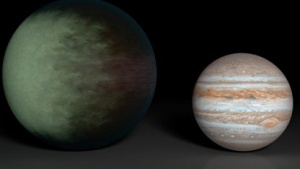 Exoplanet Kepler 7b: bemerkenswert stabiles Klima