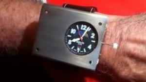 Atomuhr Bathys Hawaii Cesium 133: 1 Sekunde in 1.000 Jahren