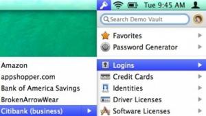 1Password  4.0 für Mac OS X ist da