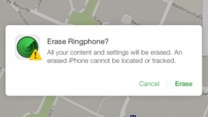 Die Aufforderung zum Löschen eines iPhones erreicht das Gerät erst nach dem Empfang von E-Mails.