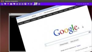Googles Chromium unter Wayland