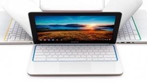 Das HP Chromebook 11 erinnert sehr an Samsungs Series 3.