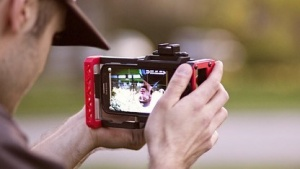 Smartphone-Kamerahülle Beastgrip