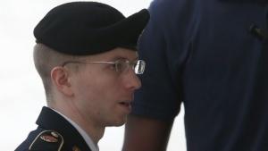 """Manning (vor der Verkündung des Strafmaßes am 21. August 2013): """"Verfechterin von Transparenz"""""""