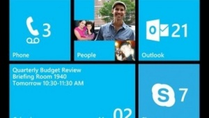 Windows Phone 8 auf einem Full-HD-Display