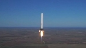 VTVL-Testrakete Grasshopper: nächste Tests mit Falcon 9 Reusable