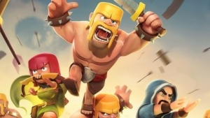 Artwork von Clash of Clans