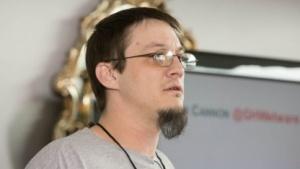 Biohacker Tim Cannon experimentiert mit Implantaten.