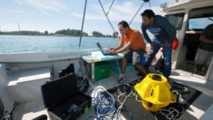 Test im Eriesee: Linux-Treiber für ein kommerzielles Unterwassermodem