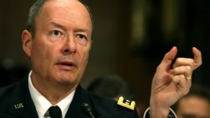 NSA-Direktor Alexander vor dem Justizausschuss des US-Senats