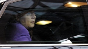 Merkel am 25. Oktober 2013