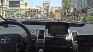 Googles autonom fahrender Toyota Prius