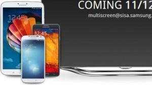 Samsung will mobile Geräte enger mit dem Fernseher verbinden.