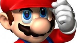 Nintendo-Maskottchen Mario