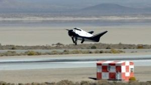 Dream Chaser kurz vor der Landung: wertvolle Daten