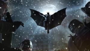 Artwork von Batman Arkham Origins