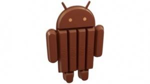 Das Maskottchen der neuen Android-Version 4.4 alias Kitkat