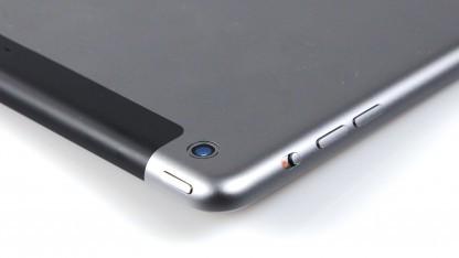 Das iPad Air ist dünner als seine Vorgänger.