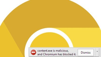 Malware-Blocker in Chrome