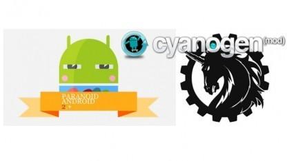 Die Integration des neuen Android-Quelltextes hat begonnen.