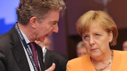 Der Berater der Kanzlerin, Christoph Heusgen, erhielt das Angebot für ein Anti-Spy-Abkommen mit den USA.